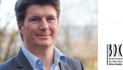 Jung, dynamisch, kompetent: Dr. Waurig an der BDK-Spitze in Bayern