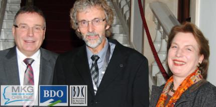 BDO, DGMKG und BDK vertiefen Kooperation