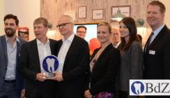 Ehrung: ALUMNI-Preis 2015 vergeben