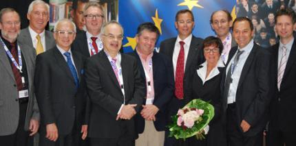 Christian Berger weiter Präsident des BDIZ EDI