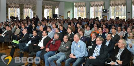 BEGO veranstaltet großen Anwenderaustausch