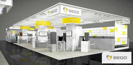 BEGO IDS-Highlights in der virtuellen 360° Messetour erleben!
