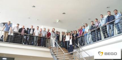 Türkische Delegation besucht Fortbildung bei BEGO