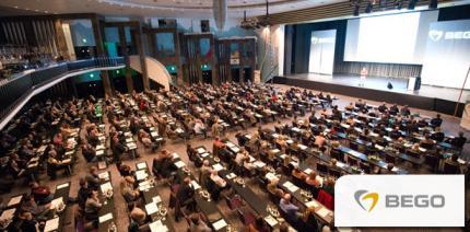 IMCC 2015 – BEGO präsentiert Kongress-Programm