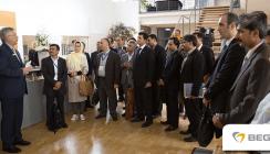 Iranische Delegation zu Besuch bei BEGO