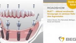 BEGO Implant Systems veranstaltet Roadshow zum MultiPlus System