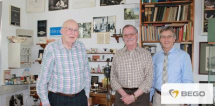Erweiterung der historischen BEGO Sammlung