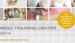 BEGO präsentiert umfangreiches Fortbildungsprogramm für das Jahr 2014