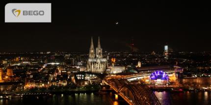 BEGO veranstaltete exklusive Party im KölnSKY