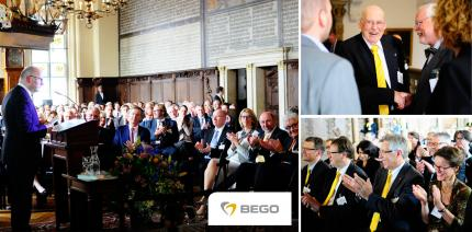 Keine Spur von Altersmüdigkeit: BEGO feiert 125-jähriges Bestehen