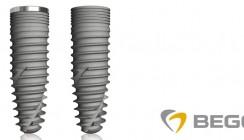 BEGO Implant Systems stellt neue Implantat-Linien vor