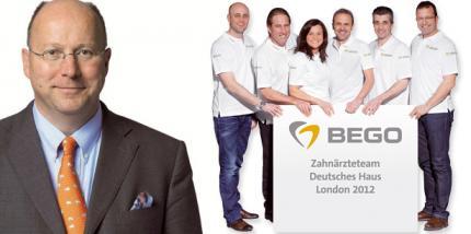 BEGO engagiert sich für die deutsche Olympiamannschaft