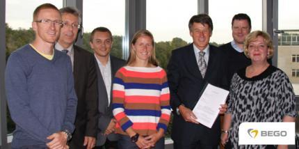 Neuer Geschäftspartner der BEGO Implant Systems in Slowenien