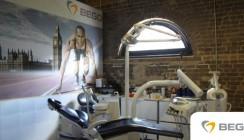 BEGO-Zahnarztpraxis: Athleten geben sich die Klinke in die Hand