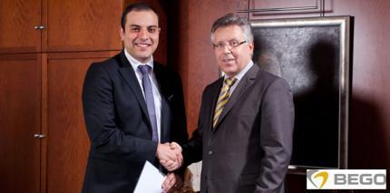 BEGO expandiert in der Türkei