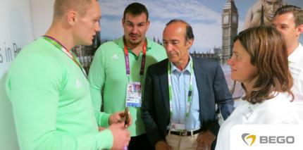 Medaillen früher und heute – Olympioniken ziehen Vergleich
