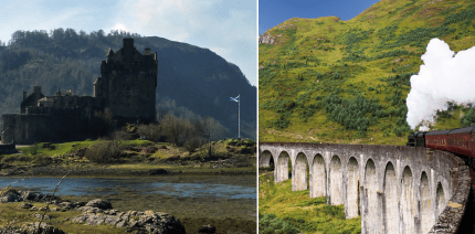 Scotish rail – Mit der Eisenbahn durch Schottland