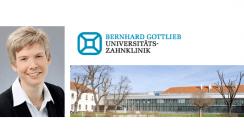 Von Halle nach Wien: Katrin Bekes wechselt an Universitätszahnklinik