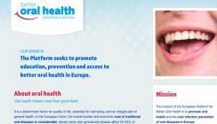 Für eine bessere Mundgesundheit in Europa