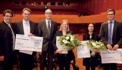 Biber-Preis an zwei bedeutende Forschungsarbeiten verliehen