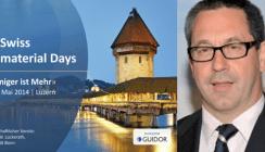 """""""Weniger ist Mehr"""" – 6. Swiss Biomaterial Days"""