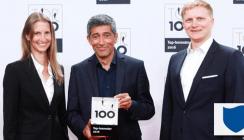 BLUE SAFETY: TOP 100 Innovator Award 2016