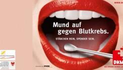 """Zahnärzte unterstützen """"Mund auf gegen Blutkrebs"""""""