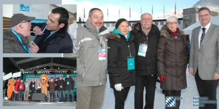 Special Olympics mehr denn je im Fokus der Öffentlichkeit