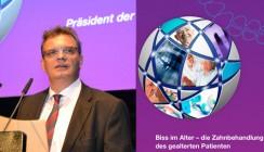 Alterszahnmedizin: Gute Behandlung, faire Bezahlung