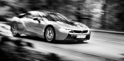 Star-Fotograf Jim Rakete meets BMW