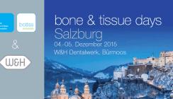 Gemeinsam stark! bone & tissue days in Salzburg