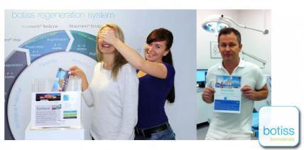 botiss biomaterials: Polnischer Zahnarzt gewinnt Stipendium