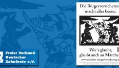 FVDZ startet PR-Kampagne zur Bundestagswahl