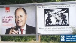 """""""Märchen Bürgerversicherung"""": Kampagne startet in die heiße Phase"""