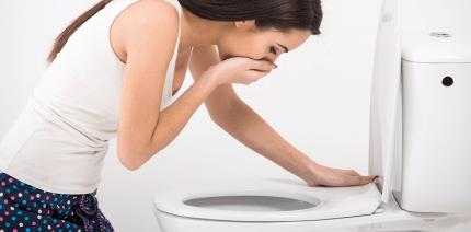 Bulimie zerstört die Zähne