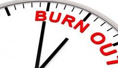 Burn-out auf dem Vormarsch