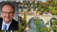 Prof. Dr. Daniel Buser mit Research Award gewürdigt