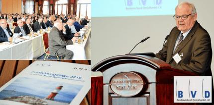 BVD-Tagung: Verbandskompetenz in der Yachtresidenz