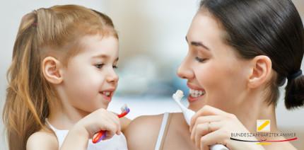 Weltmundgesundheitstag 2014: Kinder brauchen Unterstützung