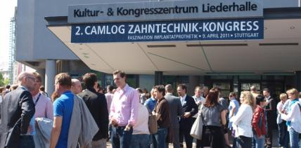 Faszination Implantatprothetik: 2. CAMLOG Zahntechnik-Kongress