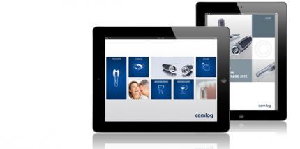 Neue CAMLOG App ab sofort verfügbar