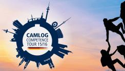 CAMLOG COMPETENCE TOUR in sechs deutschen Großstädten