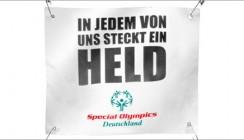 Zahnputz-Aktion bei den Special Olympics