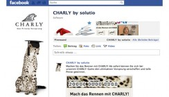 CHARLY by solutio – jetzt auf Facebook