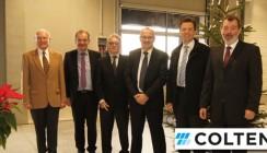 Neues Logistikzentrum bei COLTENE in Langenau