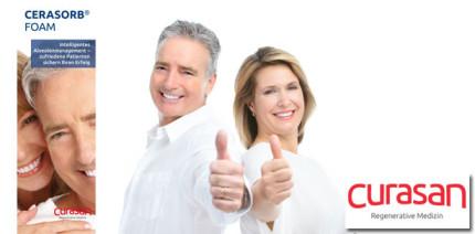 Neue CERASORB® Foam Anwenderbroschüre erschienen