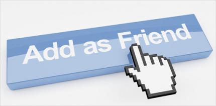 Vorsicht in sozialen Online-Netzwerken