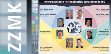 Interdisziplinäre Periimplantitis-Sprechstunde IPS am ZZMK der Universität Zürich