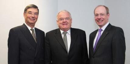Neuer BVD-Vorstand: Lutz Müller neuer Präsident