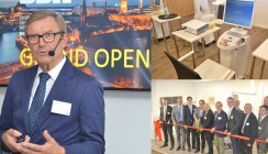 Eröffnung der Digital Dental Academy in Berlin